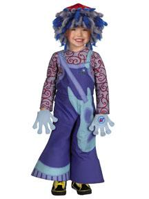 Doodlebops #6417 Deluxe Rooney Costume (Child Toddler 2T Size) BLOWOUT SALE!