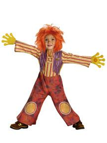 Doodlebops #6418 Deluxe Moe Costume (Child Toddler 3T-4T Size)