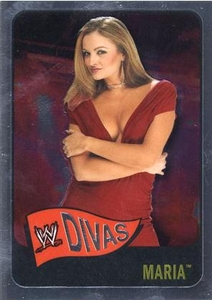 Topps CHROME WWE Heritage Trading Card Diva # 65 Maria