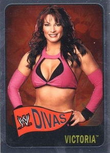 Topps CHROME WWE Heritage Trading Card Diva # 67 Victoria