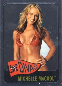 Topps CHROME WWE Heritage Trading Card Diva # 69 Michelle McCool