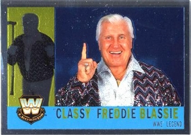 Topps CHROME WWE Heritage Trading Card Legend # 73