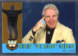 Topps CHROME WWE Heritage Trading Card Legend # 75 Bobby