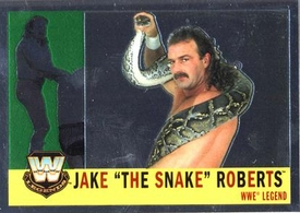 Topps CHROME WWE Heritage Trading Card Legend # 79 Jake