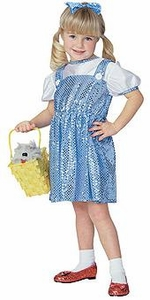 Wizard of Oz Kids Costume Dorothy (Child Small Size) #81150