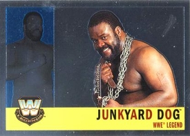 Topps CHROME WWE Heritage Trading Card Legend # 81 Junkyard Dog