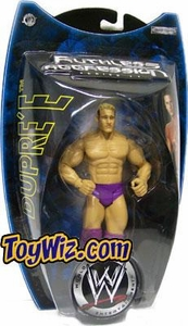 WWE Jakks Pacific Wrestling Ruthless Aggression Series 11 Action Figure Rene Dupree