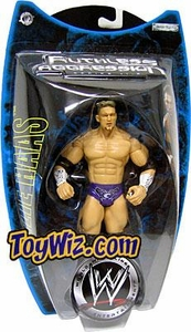 WWE Jakks Pacific Wrestling Action Figure Ruthless Aggression Series 11.5 Charlie Haas