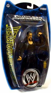 WWE Jakks Pacific Wrestling Ruthless Aggression Series 11 Action Figure Undertaker
