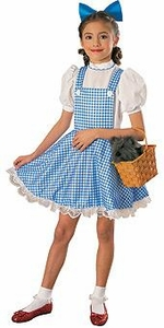 Wizard of Oz Kids Costume Deluxe Dorothy (Child-Small Size) #882094