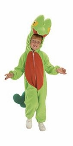 Pokemon Kids Costume Fleece Treecko (Child Toddler Size) #882147