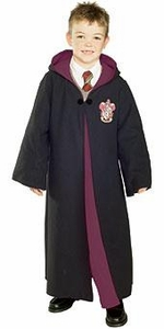 Harry Potter Kids Costume Deluxe Gryffindor Robe (Child-Small Size) #882170