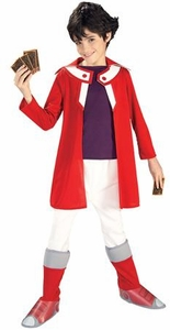 YuGiOh GX #882438 Jaden Yuki Costume (Small Child Size)