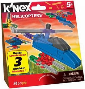 K'NEX Set #11467 Helicopters