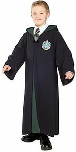 Harry Potter Kids Costume Deluxe Slytherin Robe (Child Size) #882768
