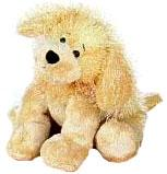 Lil'Kinz Mini Plush Golden Retriever