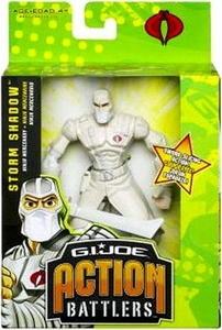 GI Joe The Rise of Cobra Action Battler Action Figure Storm Shadow