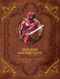 AD&D Advanced Dungeons & Dragons 1st Edition Premium Reprint Dungeon Master's Guide