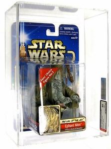 Star Wars Return of the Jedi Ephant Mon [Jabba's Head of Security] AFA Graded 90 BLOWOUT SALE!