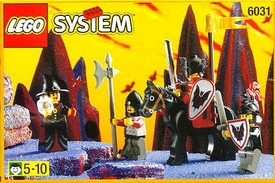 LEGO System Set #6031 Fright Force