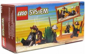 LEGO System Set #6712 Wild West Sheriff's Showdown
