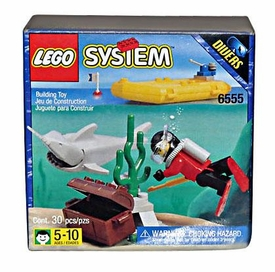 LEGO System Set #6555 Sea Hunter