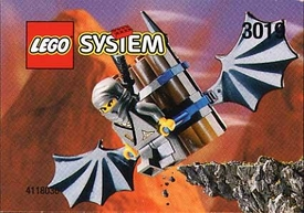 LEGO System Set #3019 Ninja Big Bat