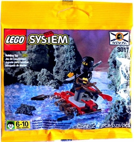LEGO System Set #3017 Ninja Water Spider