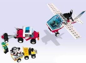 LEGO System Set #2147 Dragon Fly