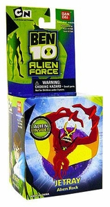 Ben 10 Transforming Alien Rocks 1 Inch Mini Figure Jetray