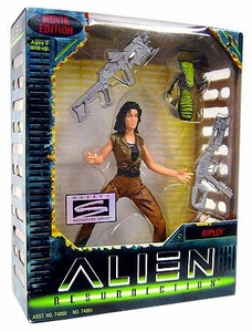Alien Resurrection Kenner Vintage 1997 Deluxe Action Figure Ripley [Warrant Officer]