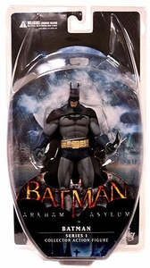 DC Direct Batman Arkham Asylum Series 1 Action Figure Batman