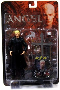 Buffy the Vampire Slayer Angel Action Figure Just Rewards Spike