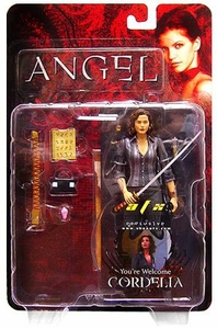 Angel Slayer Exclusive Action Figure