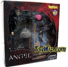 Buffy the Vampire Slayer Angel Figure Series 3 Exclusive Box Set