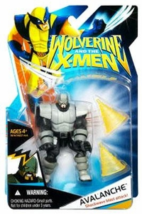 Wolverine & X-Men Animated Action Figure Avalanche