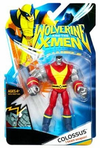 Wolverine and the X-Men Animated Action Figure Colossus