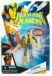 Wolverine and the X-Men Animated Action Figure Forge