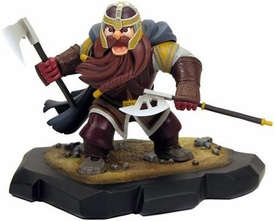 Lord of the Rings Gentle Giant Animated Style Maquette Gimli