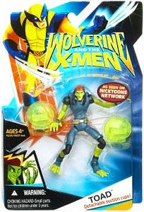 Wolverine & X-Men Animated Action Figure Toad