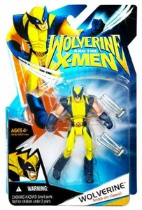 Wolverine & X-Men Animated Action Figure Wolverine