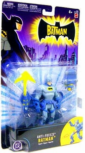 The Batman Animated Action Figure Anti-Freeze Batman