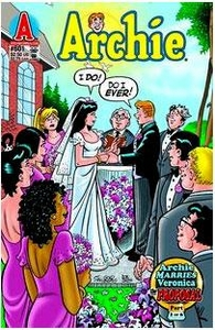 Archie Comics #601 Archie Marries Veronica Part [2 of 6]