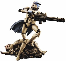 Star Wars Saga 2007 Unleashed 7 Inch Figure Arc Trooper
