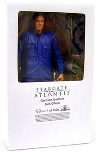 Diamond Select Toys Stargate Atlantis Action Figure Exclusive Garrison Uniform Jack O'Neill Only 1,500 Made!