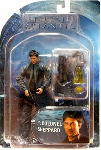 Diamond Select Toys Stargate Atlantis Series 1 Action Figure Lt. Colonel John Sheppard