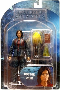 Diamond Select Toys Stargate Atlantis Series 1 Action Figure Dr. Elizabeth Weir BLOWOUT SALE!