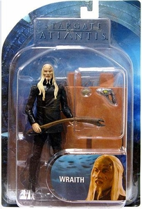 Diamond Select Toys Stargate Atlantis Series 1 Action Figure Wraith