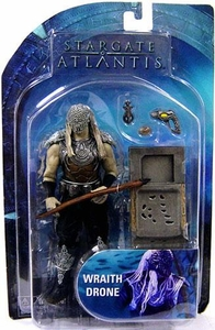 Diamond Select Toys Stargate Atlantis Series 3 Action Figure Wraith Drone