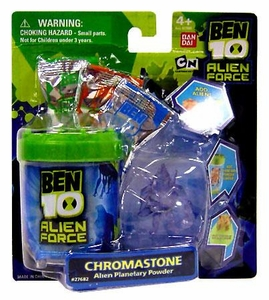 Ben 10 Planetary Powder Set Chromastone